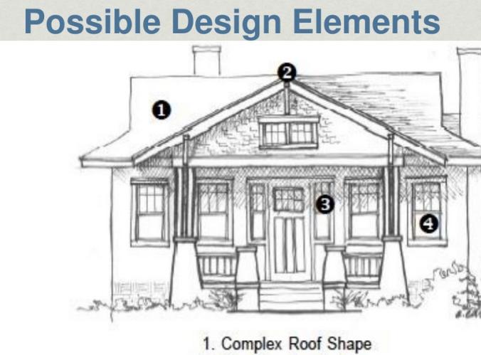 Slide from  Neighborhood Conservation District presentation.
